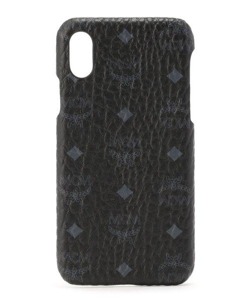 LHP(エルエイチピー)/MCM/エムシーエム/VisetosOriginal iphonecase Small/1064191029-60