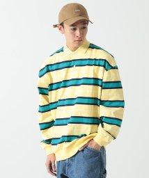 BEAMS OUTLET/BEAMS / マルチボーダー ポロシャツ/501492459