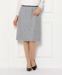SunaUna/ソフティツィード  スカート/501493524