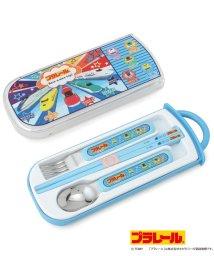 SHOO・LA・RUE/【プラレール】【トミカ】食洗機対応スライドトリオセット/501493894