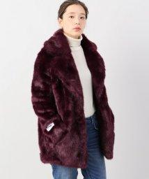 JOINT WORKS/jakke luxe faux fur classic 2/501493958