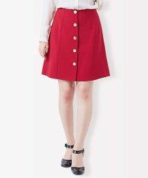 Tara Jarmon/【ドラマ着用】【洗える】TOILE DOUBLE 台形スカート IMPORTED/501123127