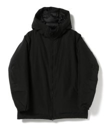 BEAMS OUTLET/BEAMS / コットン ナイロン ダウン パーカ/501454295