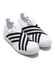 adidas/アディダス オリジナルス スーパースタースリッポン W/501491715
