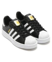 adidas/adidas Originals SUPERSTAR BD W Core Black/Running White/Gold Mett/501491813