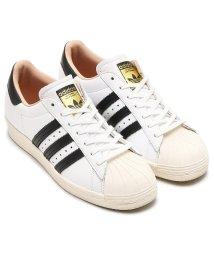 adidas/adidas Originals SUPERSTAR 80s W  Running White/Core Black/Off White/501494404