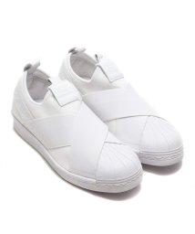 adidas/adidas Originals SS SlipOn  Running White/Running White/Running White /501494454