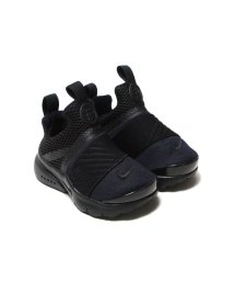 NIKE/NIKE PRESTO EXTREME (TD)  BLACK/BLACK-BLACK 18FW-I/501495697