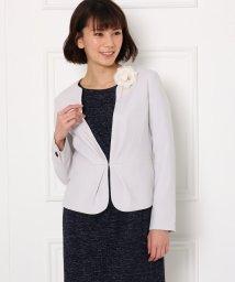 COUP DE CHANCE/◆【洗える】ストレッチ切り替えジャケット/501498456