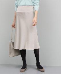 ROPE'/【お洗濯可能】ツヤサテンマーメイドスカート/501406780
