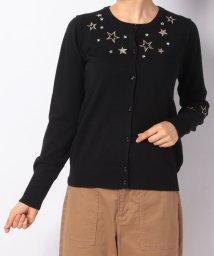 en recre/【BEATRICE】星型刺繍×ビジューカ-ディガン/501487414
