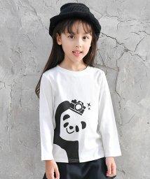 子供服Bee/種類豊富なロゴから選べる 長袖Tシャツ/501489468