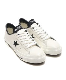 CONVERSE/CONVERSE ONE STAR J ホワイト/ブラック /501494744
