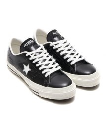 CONVERSE/CONVERSE ONE STAR J BLACK/WHITE/501494745