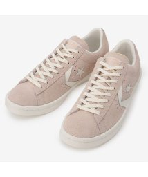 CONVERSE/CONVERSE PRO-LEATHER SUEDE OX  ピンク 18SP-I/501494782