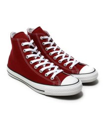 CONVERSE/CONVERSE ALL STAR 100 COLORS HI  バーガンディー/501494816
