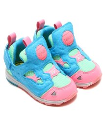 Reebok/Reebok VERSA PUMP FURY SYN  BLUE BEAM/MINT GREEN/PEE PINK/WHITE/501497768