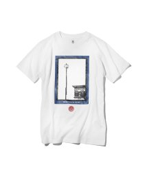 atmoslab/EXPANSION x ATMOS LAB HIGH GOAL TEE  WHITE/501499935