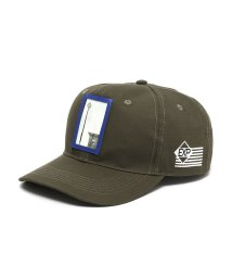 atmoslab/EXPANSION x ATMOS LAB 6PANEL CAP  OLIVE GREEN/501499939