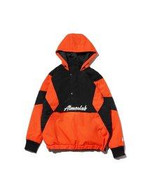 atmoslab/スターター ブラックレーベル アトモスラボ ホッケイ アノラック ジャケット/501500069