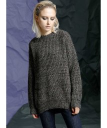 MIELIINVARIANT/カラーミックスニット/Color Mix Knit/501500385