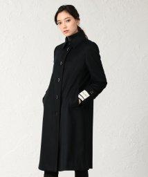 SANYO COAT/<Rain Wool>super180'sウールバルマカーンコート/501500716