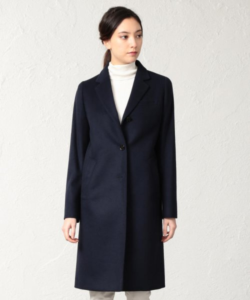 SANYO COAT(サンヨーコート)/◆◆<Rain Wool>super180'sウールチェスターコート/T1B46013--