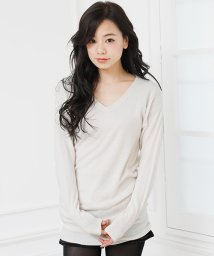 Girly Doll/カシミヤタッチニット/501501895