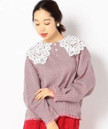 Khaju/sister jane:DOGTOOTH ポロシャツ/501503046
