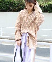 JOURNAL STANDARD/《予約》40タイプライターチュニックシャツ◆/501503541