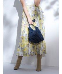 Mila Owen/ワッシャーマキシ丈巻きスカート/501503634