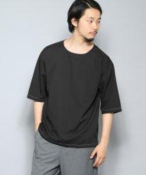 URBAN RESEARCH/【SENSEOFPLACE】ボリュームプルオーバー(5分袖)/501450025
