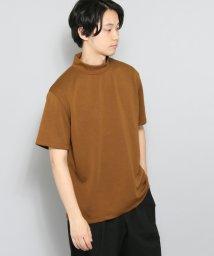 URBAN RESEARCH/【SENSEOFPLACE】ポンチモックネックT(5分袖)/501450028