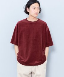 URBAN RESEARCH/【SENSEOFPLACE】ベロアT(5分袖)/501450031