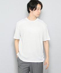 URBAN RESEARCH/【SENSEOFPLACE】ワイドリブT(5分袖)/501450044