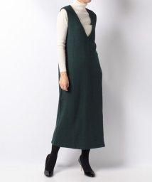 URBAN RESEARCH OUTLET/【WAREHOUSE】ノースリニットワンピース/501482830