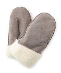 Adam et Rope Le Magasin/【COLD BREAKER】FREEZE MITTENS WOOL VELOUR/501483847