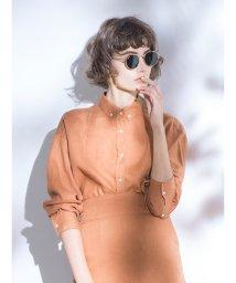 Mila Owen/セットアップリネンワイドシャツ/501503669