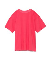 Mila Owen/ハイラインクルーネックTシャツ/501504204