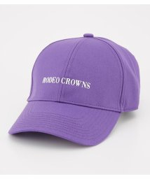 RODEO CROWNS WIDE BOWL/RUBER LOGO CAP/501504119