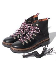TOMMY HILFIGER MENS/ハイキング ブーツ/501491067