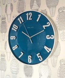 RELAX/〈RELAX/リラックス〉Dimension WALL CLOCK/ディメンション ウォールクロック 掛け時計/501491168