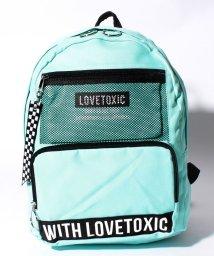 Lovetoxic/ポーチつきメッシュポケットデイパック/501492747