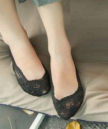 Afelice/レースフットカバー 韓国 ファッション レディース かわいい 上品 オシャレ ゴージャス【ra-2097】/501505107