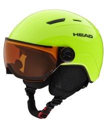 HEAD/ヘッド/キッズ/MOJO VISOR LIME/501505706