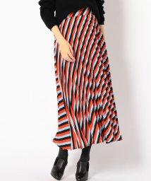 Khaju/sister jane:PLEATED ストライプスカート/501506015