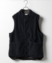 SAVE KHAKI/SKU CORDUROY AND BERBER VEST/501506654