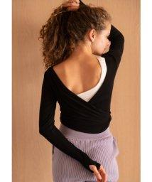 emmi yoga/【emmi yoga】レイヤードトップス/501506832