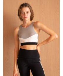 emmi yoga/【emmi yoga】ブロッキングブラトップ/501506838