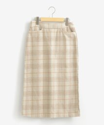 MAJESTIC LEGON/BIGチェックIラインスカート/501462435